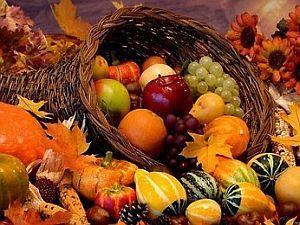 Patys naudingiausi rudens produktai